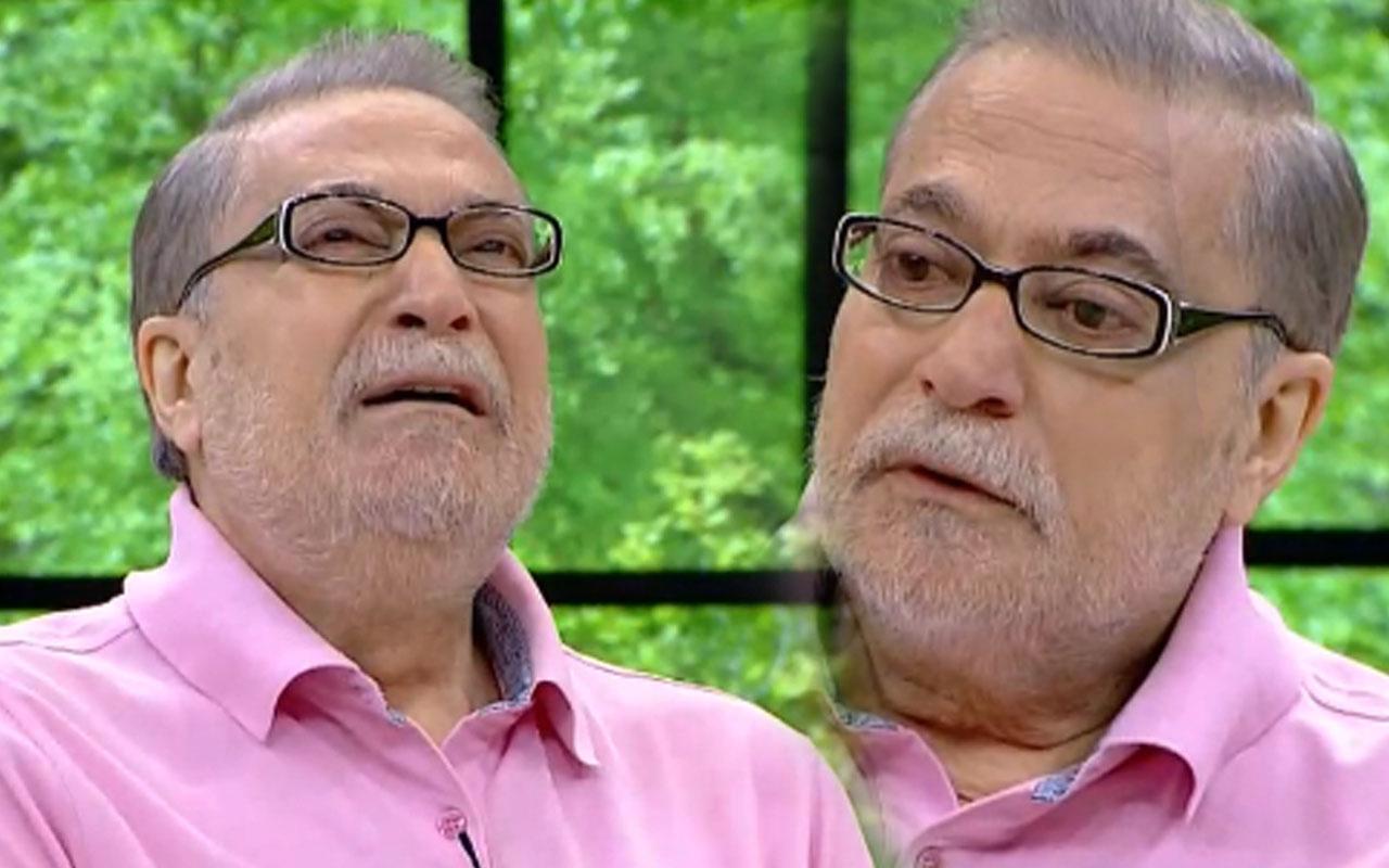 Mehmet Ali Erbil canlı yayında hüngür hüngür ağladı İbrahim Tatlıses itirafı olay