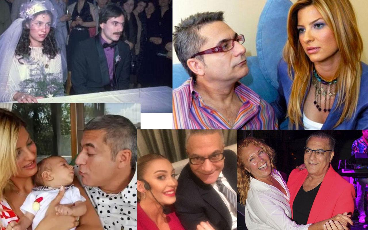 Mehmet Ali Erbil eşleri kimdir hangi eşinden toplam kaç çocuğu var?