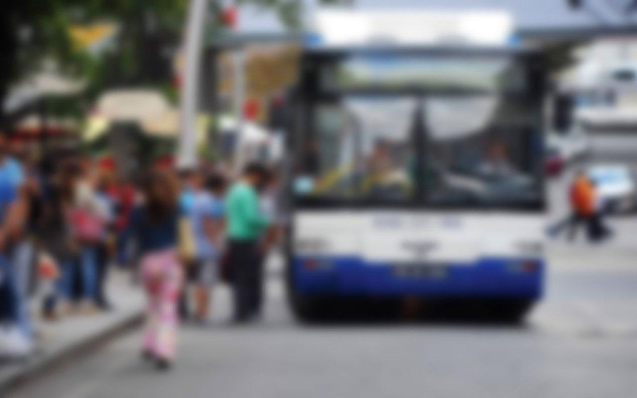 Kayseri'de otobüste liseli kıza istismarda bulunan işçi tutuklandı
