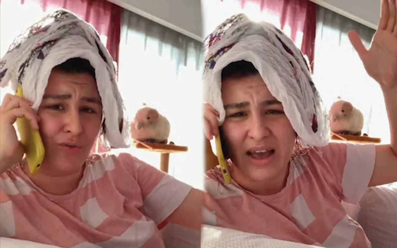 Yasemin Sakallıoğlunun İstanbul depremi skeci sosyal medyada rekor kırdı