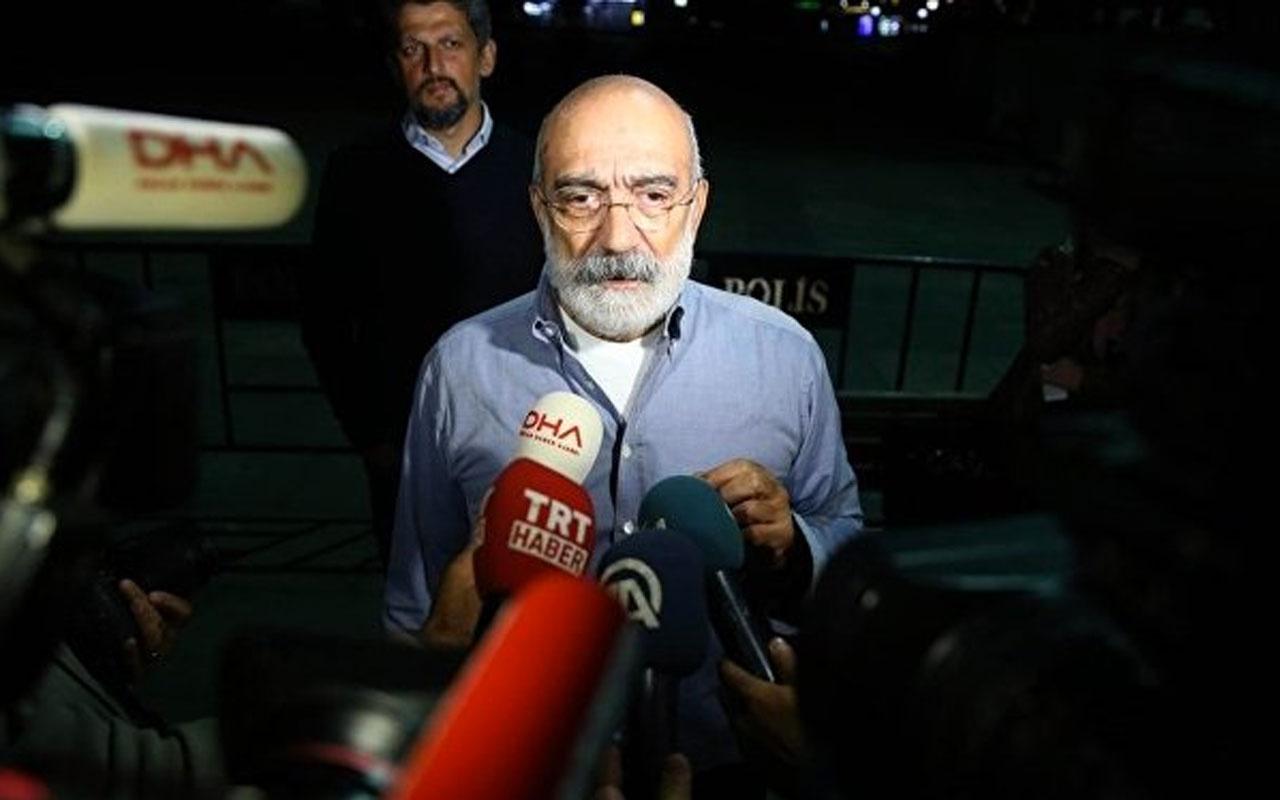 Miroğlu ve Yeneroğlu'ndan dikkat çeken 'Ahmet Altan' mesajı
