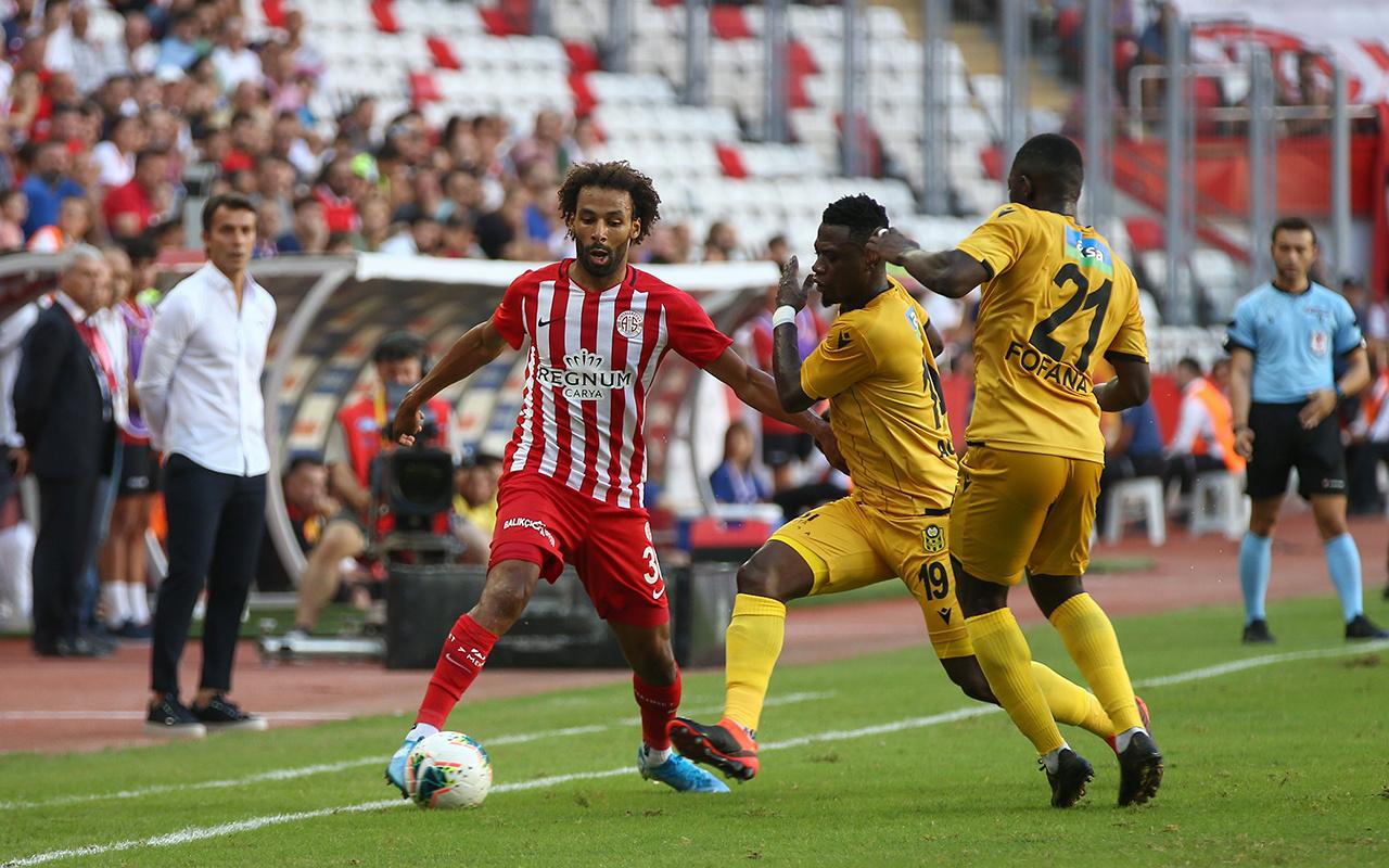 Antalyaspor Malatyaspor maçı golleri ve geniş özeti