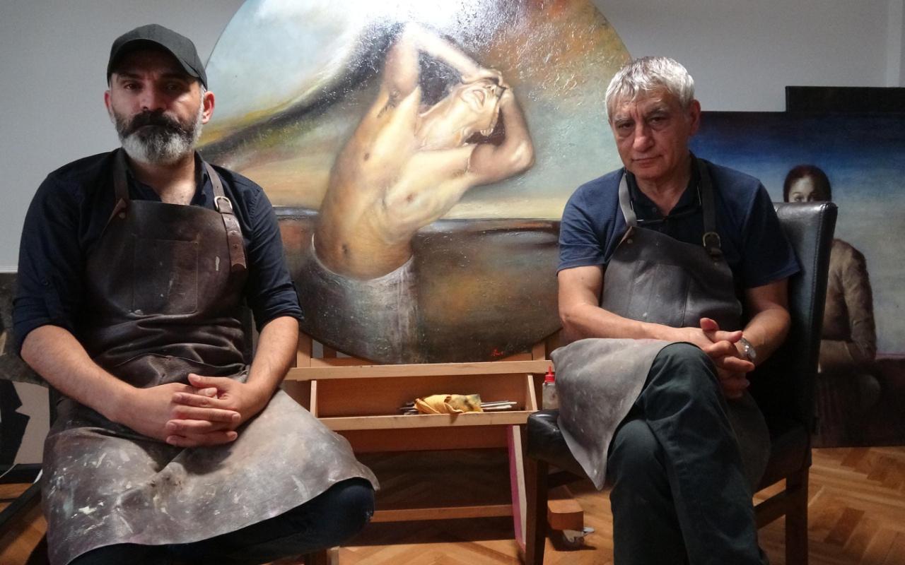 Aydın Efeler'de ressamlar ile belediyenin nü resim krizi