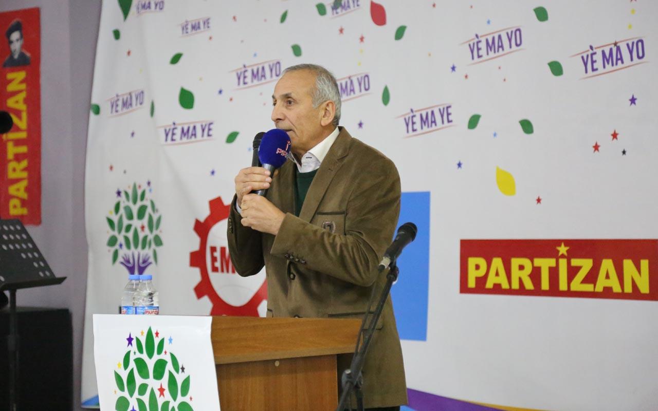 Tunceli'de HDP il eş başkanları ile 6 kişi gözaltına alındı
