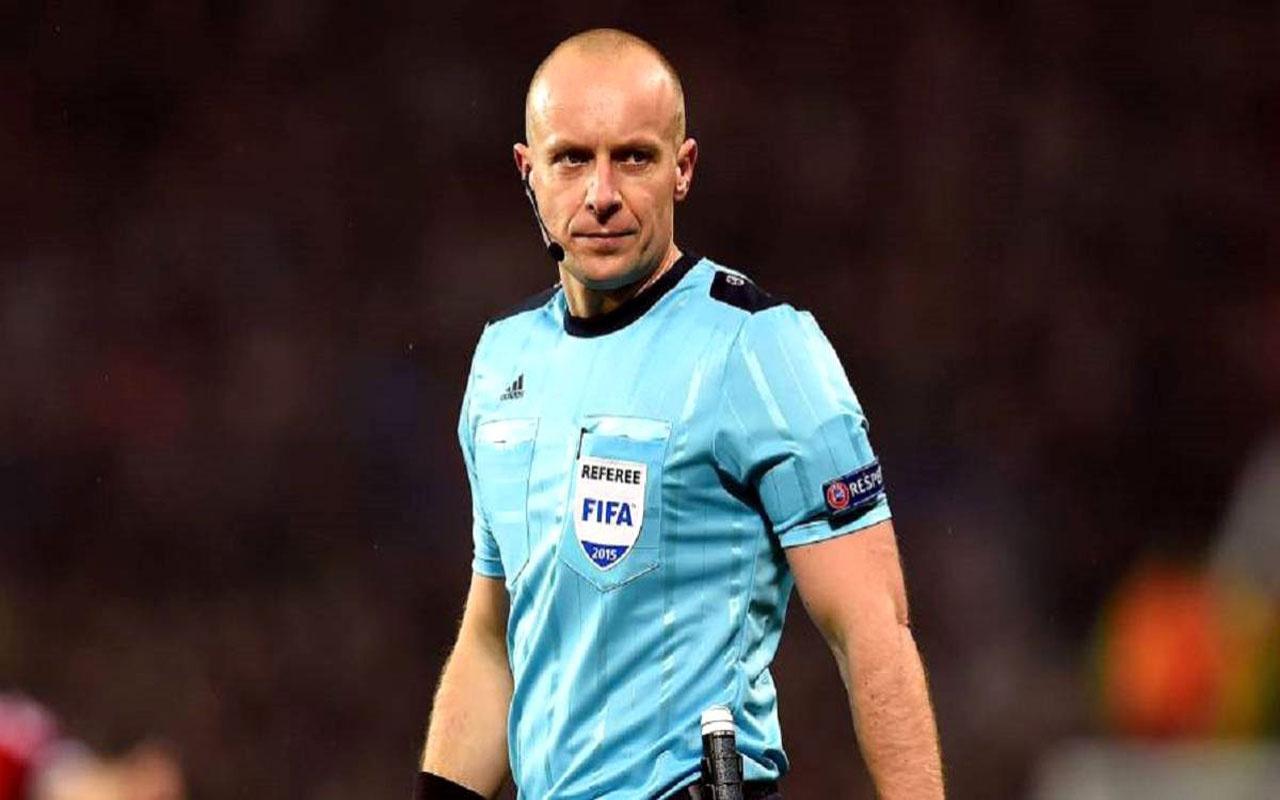 Galatasaray - PSG maçını Polonyalı Szymon Marciniak yönetecek