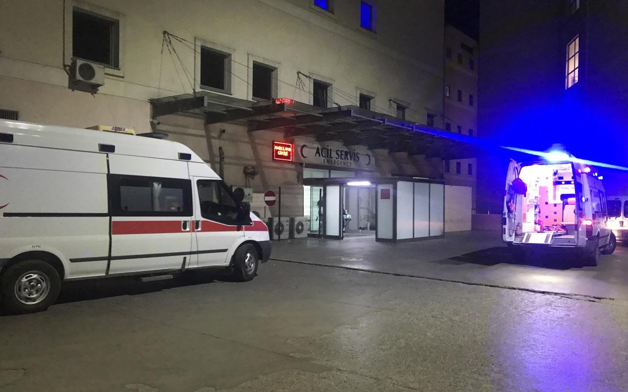 Sakarya'da kırmızı alarm! Gıda zehirlenmesi şüphesiyle 143 asker hastaneye kaldırıldı