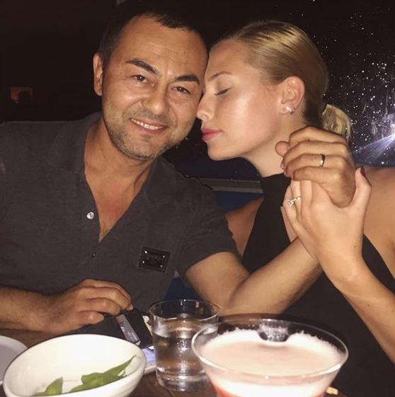 Türkiye'ye geri döndü Serdar Ortaç'ın eski eşi Chloe Loughnan bakın neden geldi