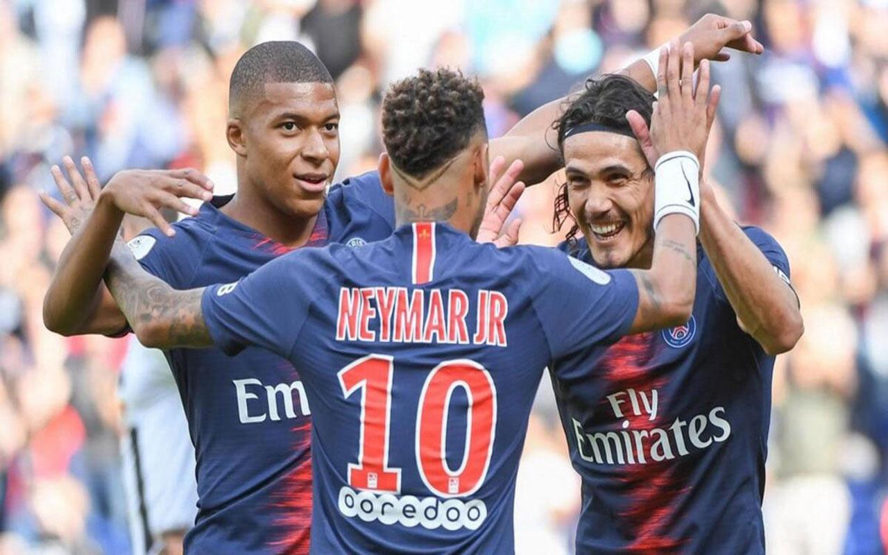 Paris Saint Germain Galatasaray maçı kadrosunu açıkladı