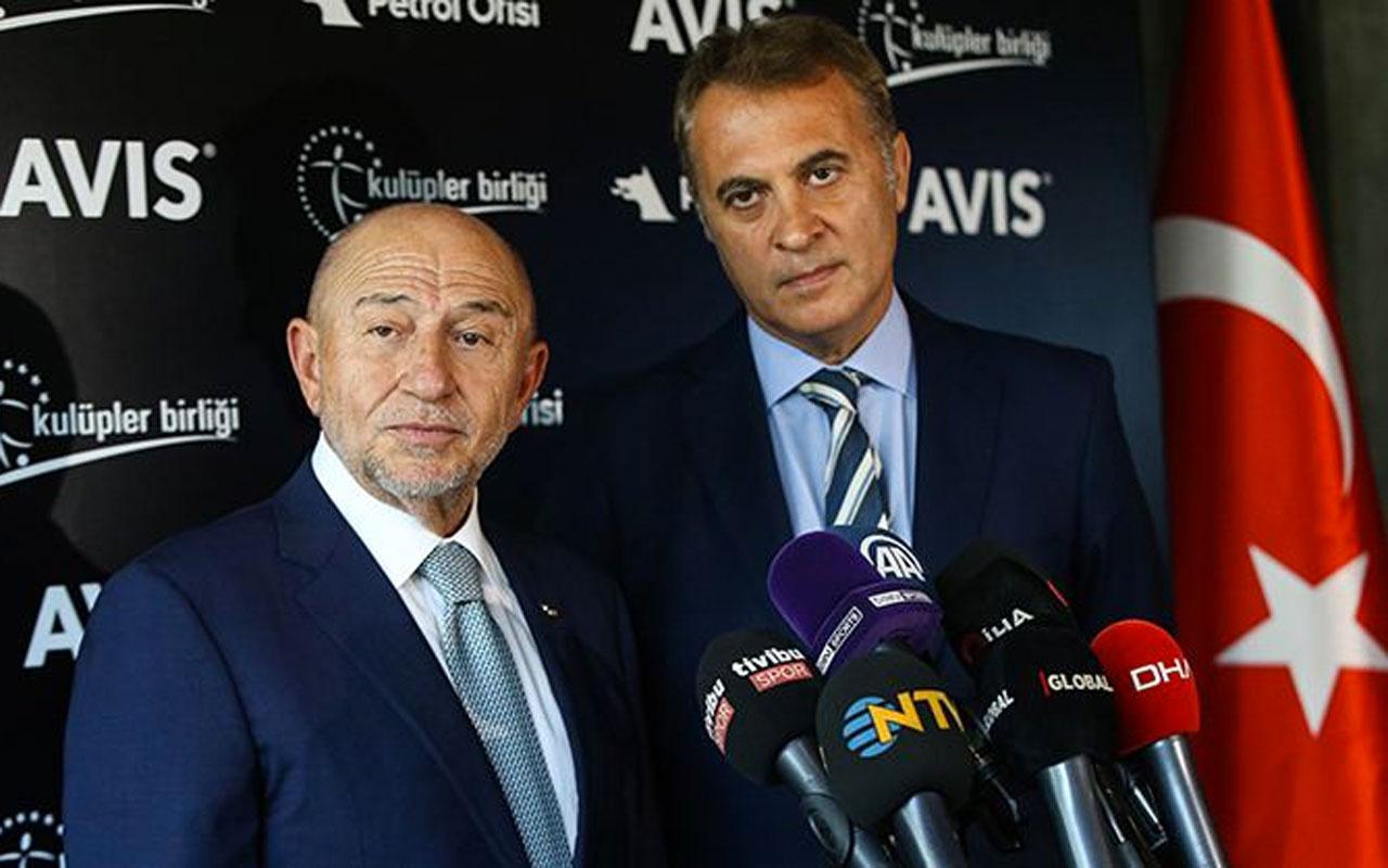 Beşiktaş'ta başkanlığı bırakacağı söylenen Fikret Orman için yeni hamle