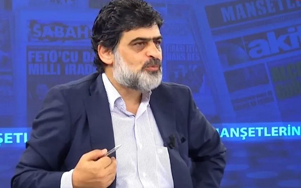 Yeni Akit Yazı İşleri Müdürü Karahasanoğlu: Hamzaçebi'nin şikayeti sonrasında 1 yıl 8 ay hapis cezası verildi