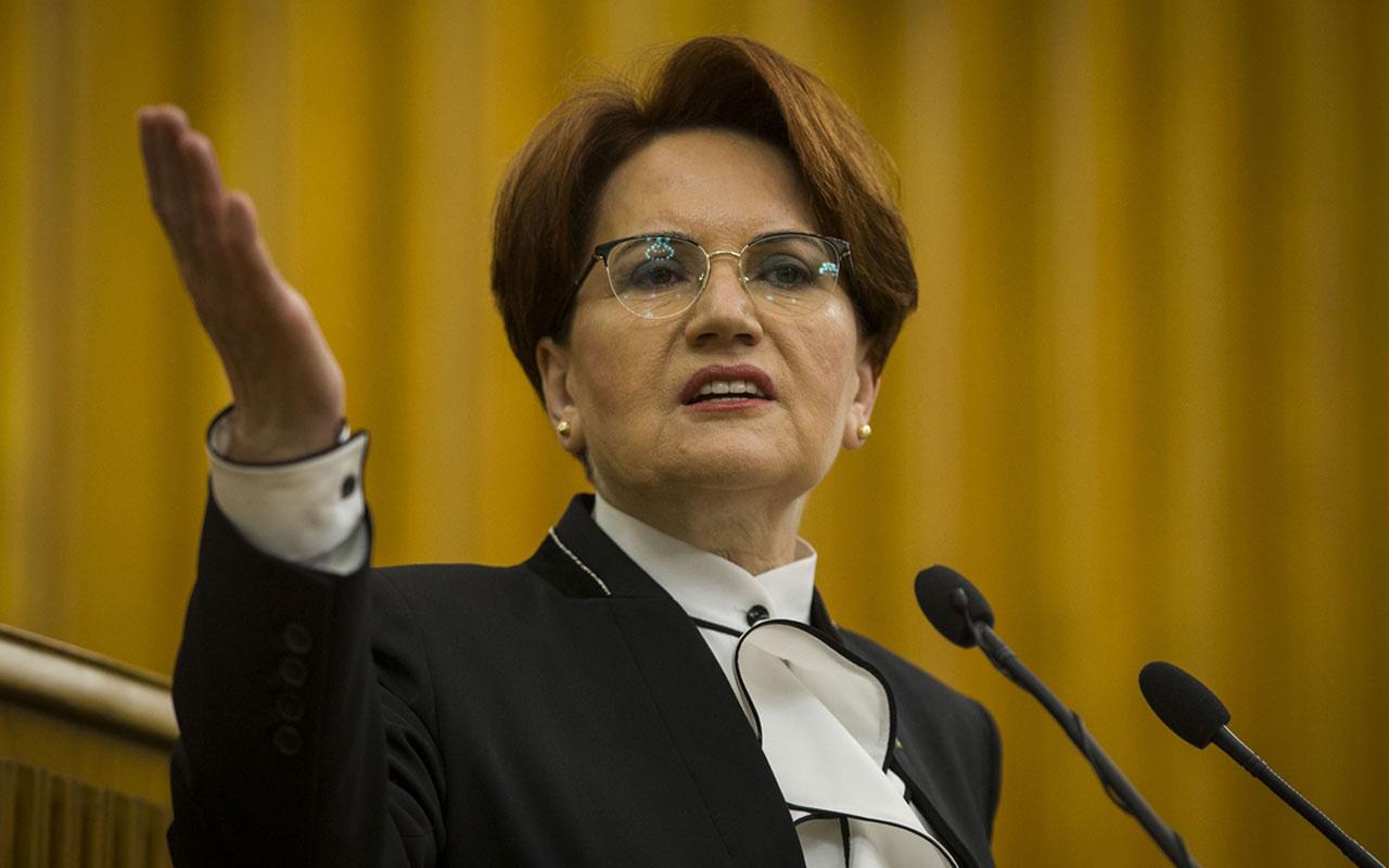 İYİ Parti lideri Meral Akşener'dan Erdoğan'a 'Albayrak' tepkisi