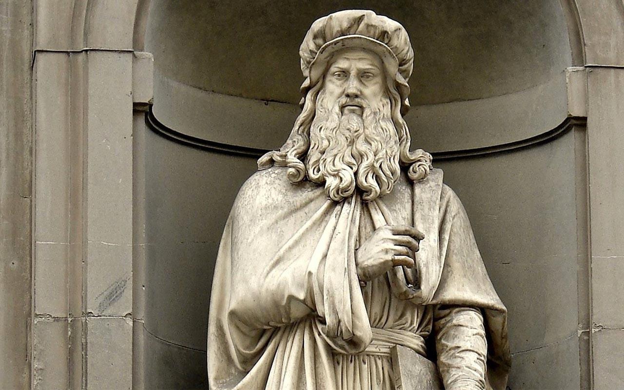 Da Vinci'nin şifresi çözüldü mü? Şimdi de Hazar Türkü olduğu iddia edildi