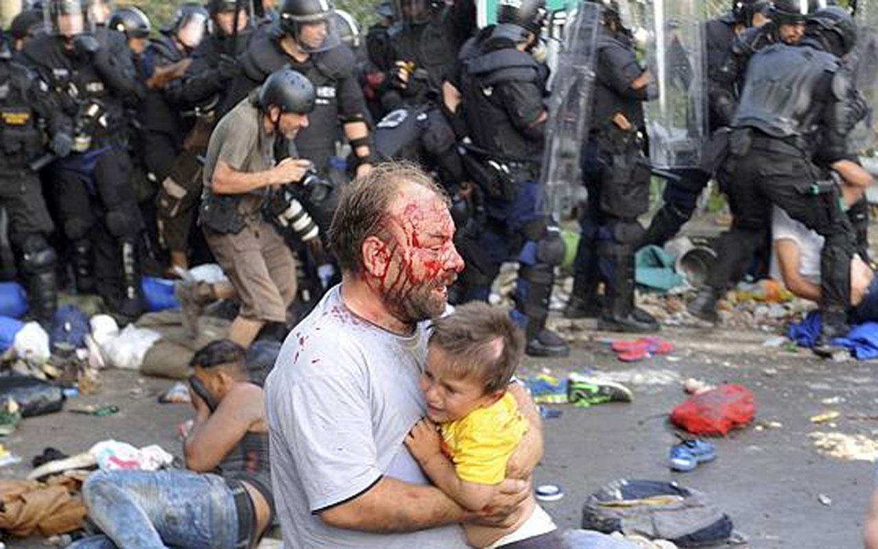 Göçmenler Avrupa'nın korkulu rüyası oldu