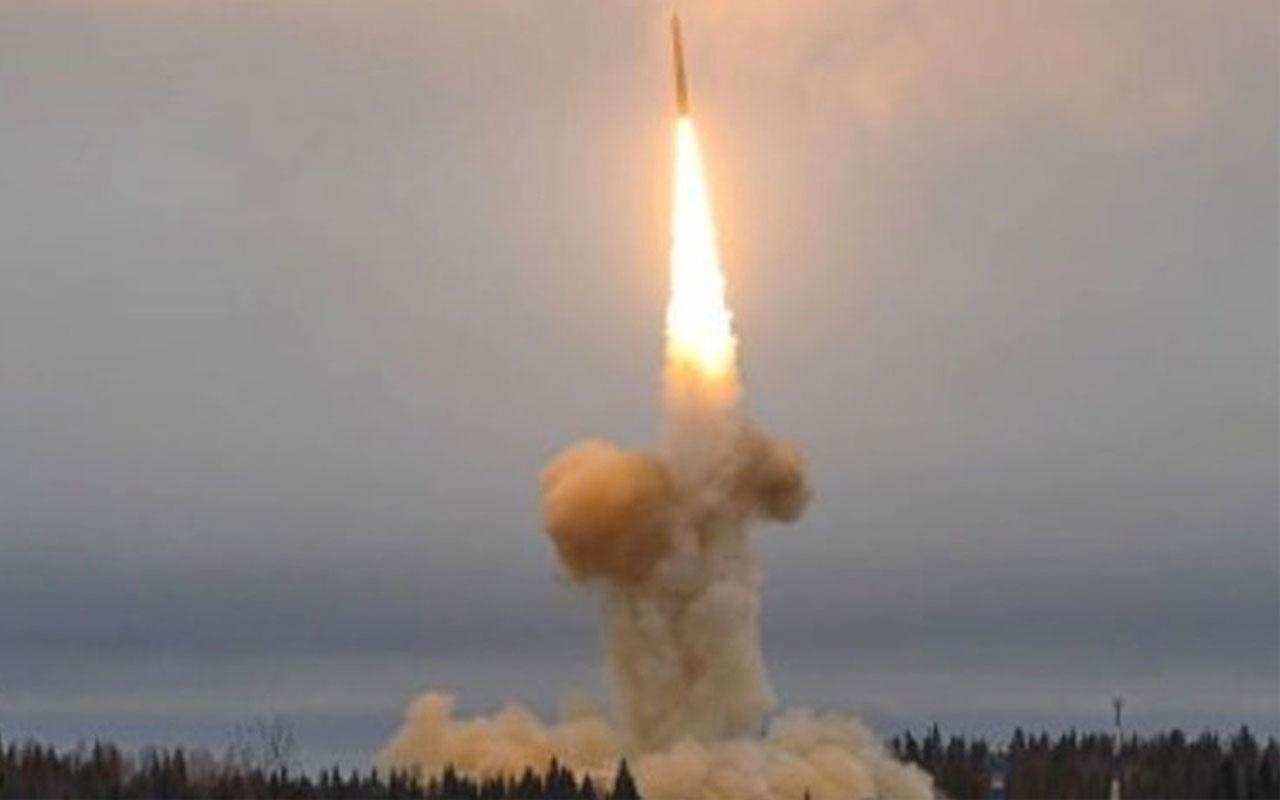 ABD ve NATO'yu ayağa kaldıran olay! Balistik füzeyi ateşlediler