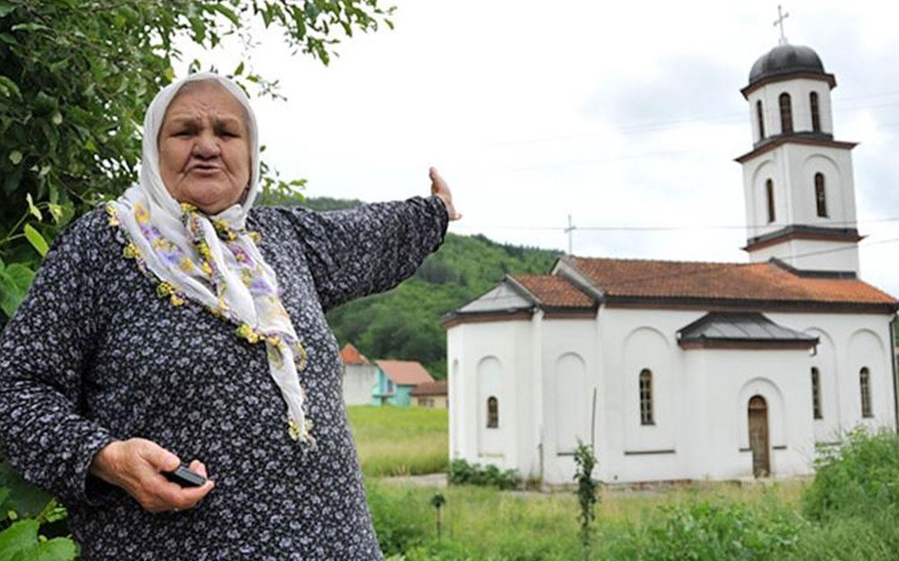 AİHM Boşnak nineyi haklı buldu: Bahçesine yapılan o kilise yıkılacak