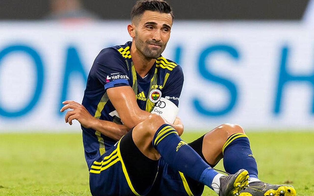 Fenerbahçe'de Hasan Ali Kaldırım ABD yolcusu