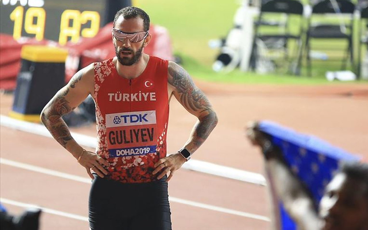 Ramil Guliyev'in Tokyo hedefi altın madalya