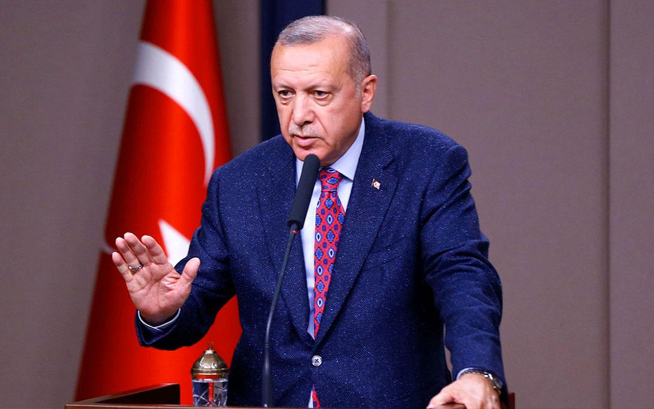 Cumhurbaşkanı Erdoğan Barış Pınarı Harekatı'nın ne zaman biteceğini açıkladı