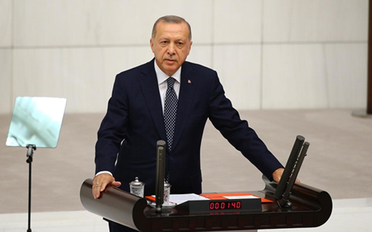Yeni Yargı Paketi! Erdoğan: Uyuşturucu suçlarına kesinlikle indirim yapılmayacak