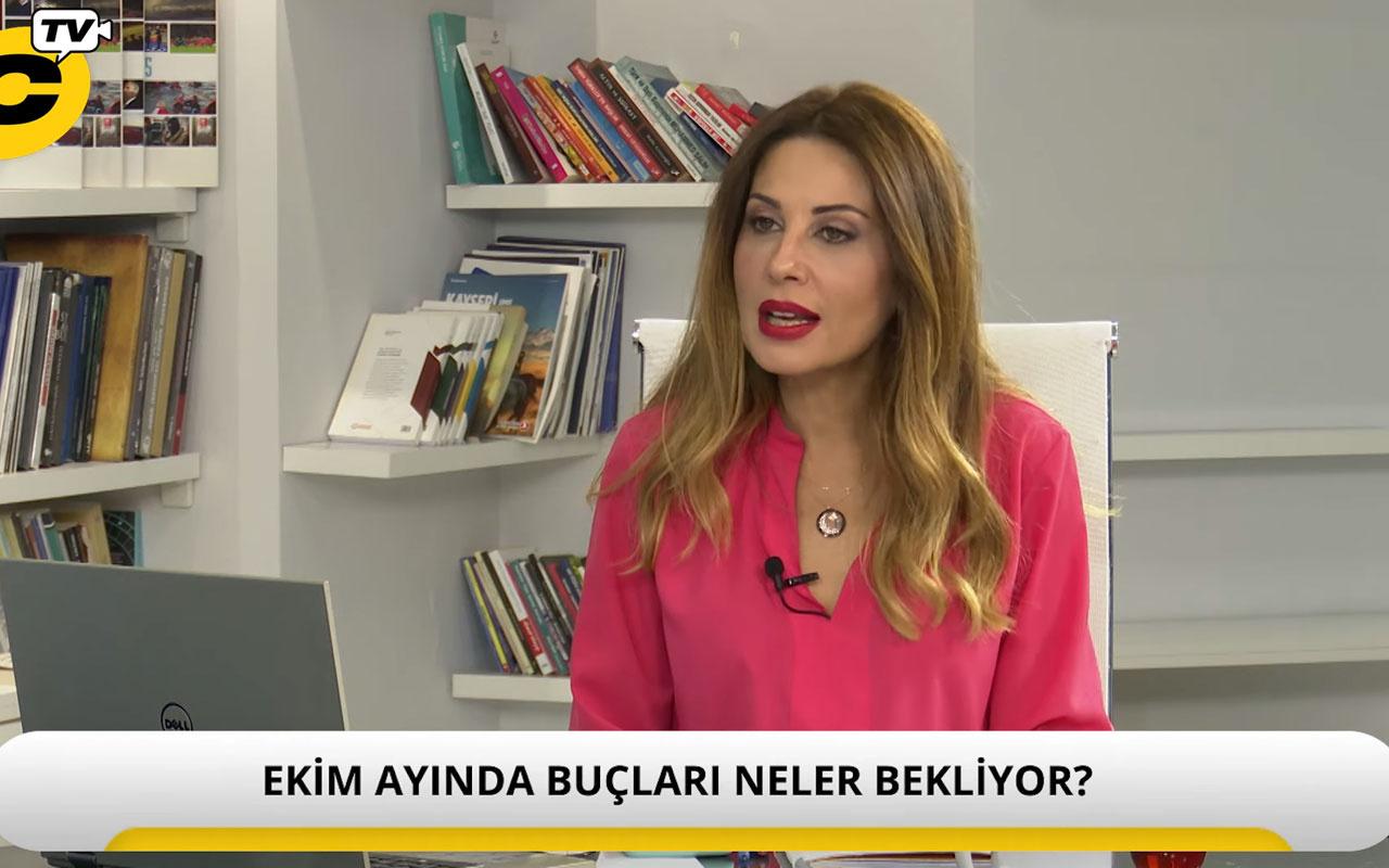 Hande Kazanova 2019 Ekim Ayı Burç Yorumları