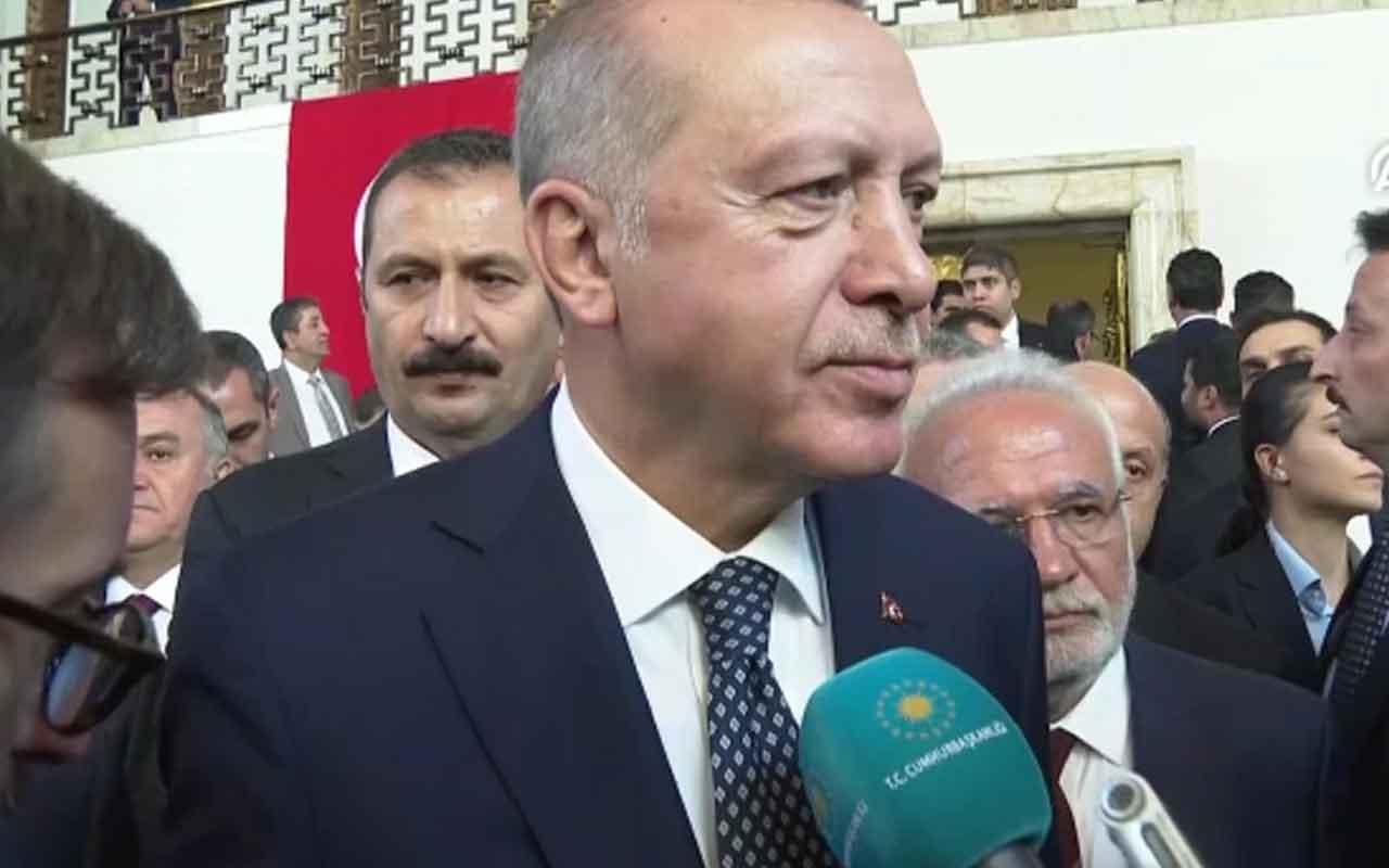 """Recep Tayyip Erdoğan: """"Bir gece ansızın gelebiliriz"""""""