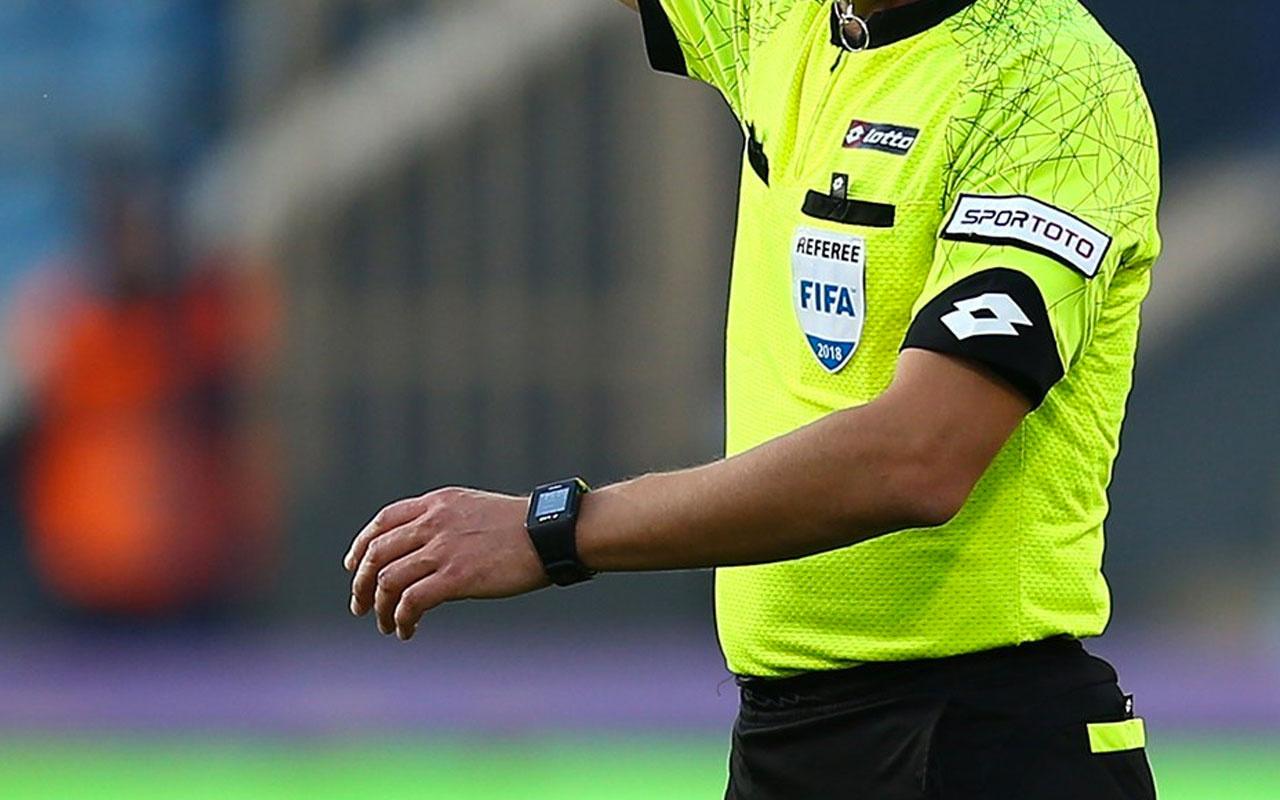 Spor Toto Süper Lig'de 28'inci haftanın hakemleri açıklandı