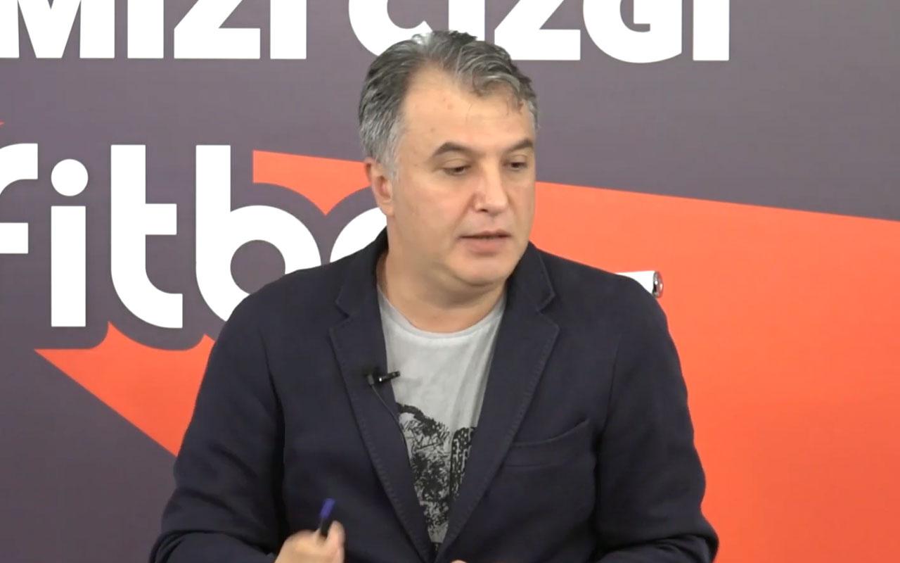 Mehmet Ayan derbideki gerçeği anlattı: Gizli bir el 'susun, küfür etmeyin' demiş