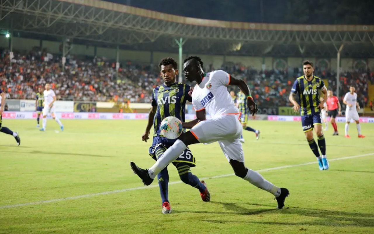 Fenerbahçe Alanyaspor maçı için Tahkim'e gidiyor