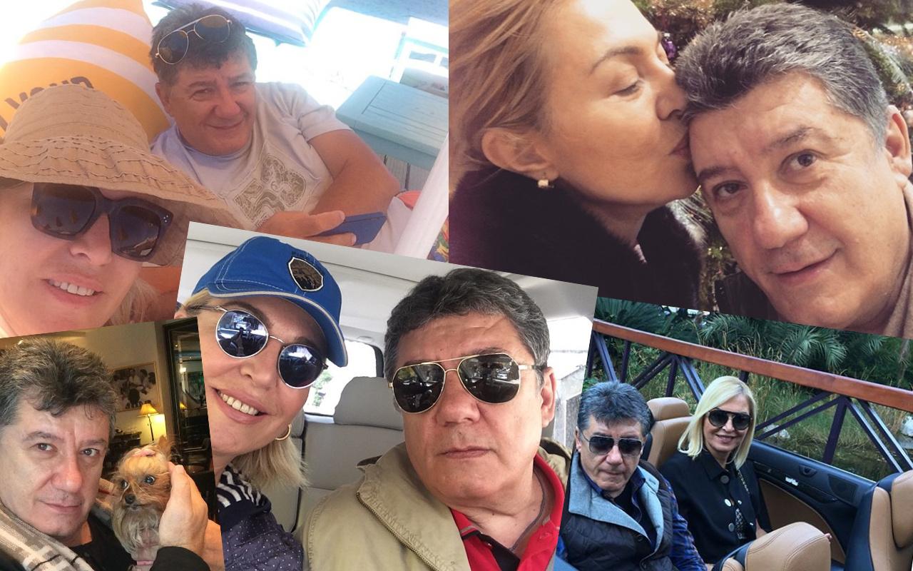 Tarık Ünlüoğlu'nun cenazesi! Eşi Gülenay Kalkan ve kızı Zeynep kahroldu