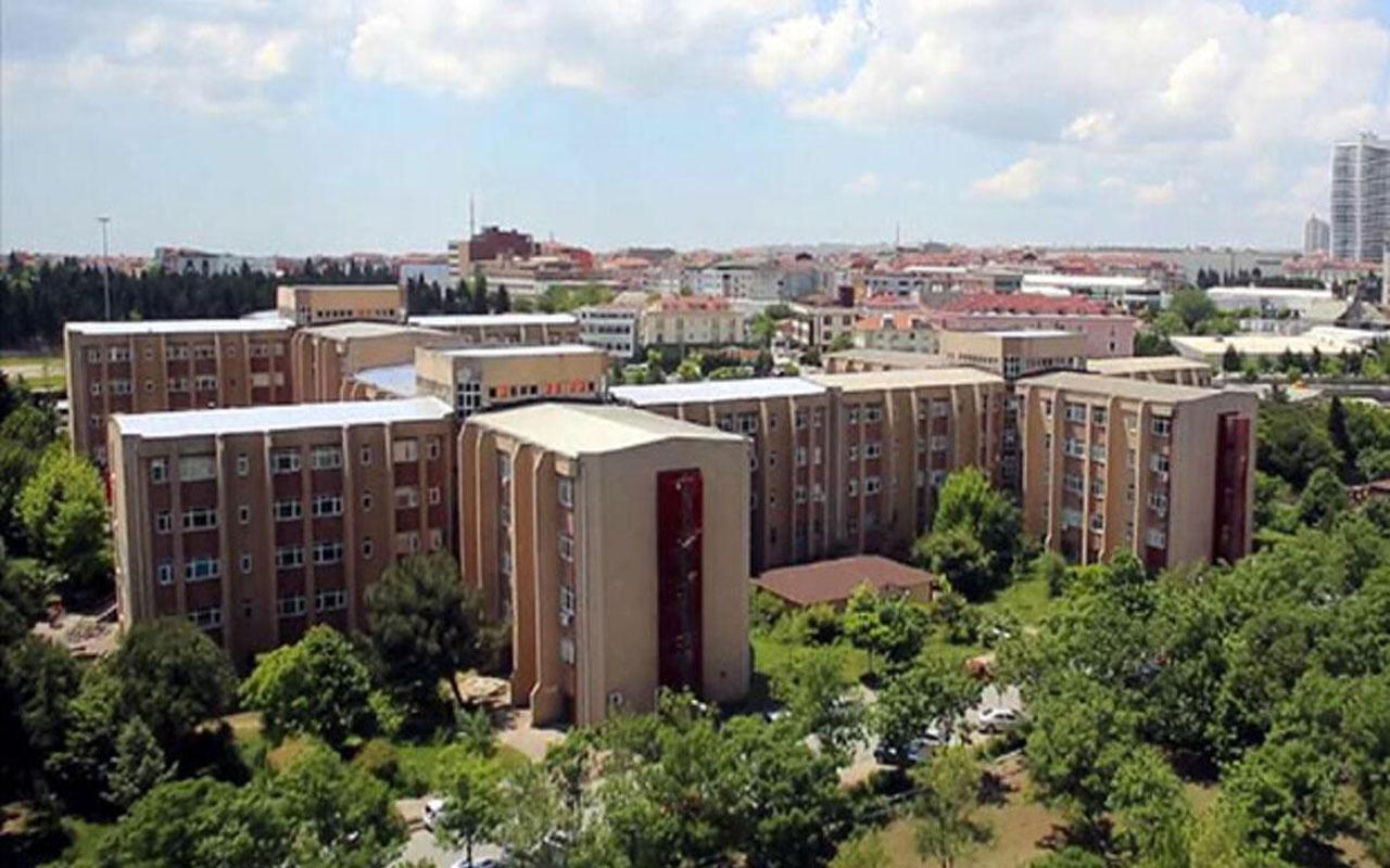 Cerrahpaşa'da Veteriner Fakültesi ve Sağlık Bilimleri Fakültesinde eğitime 20 gün ara