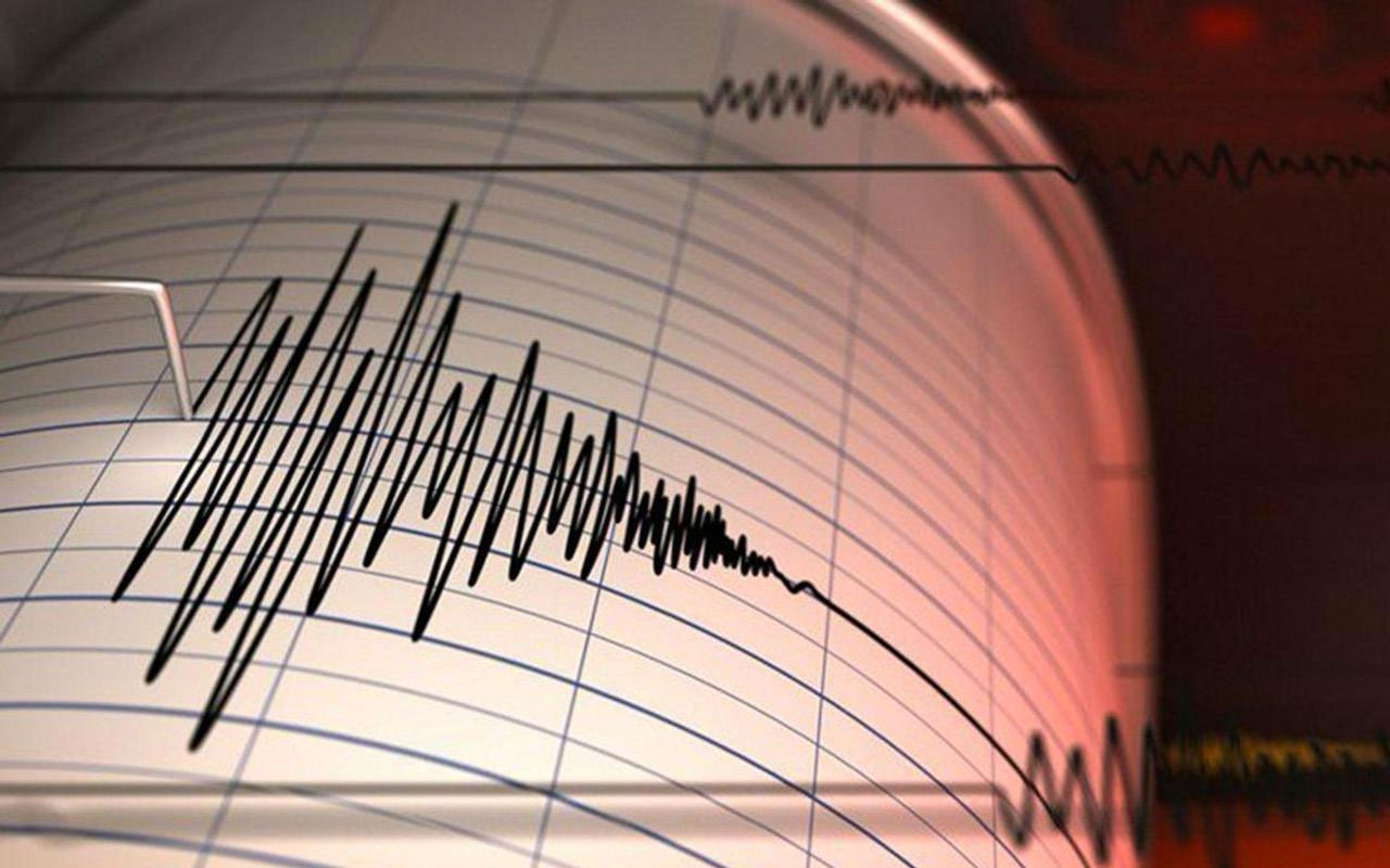Ege Denizi'nde korkutan deprem! Kandilli ve Afad açıkladı