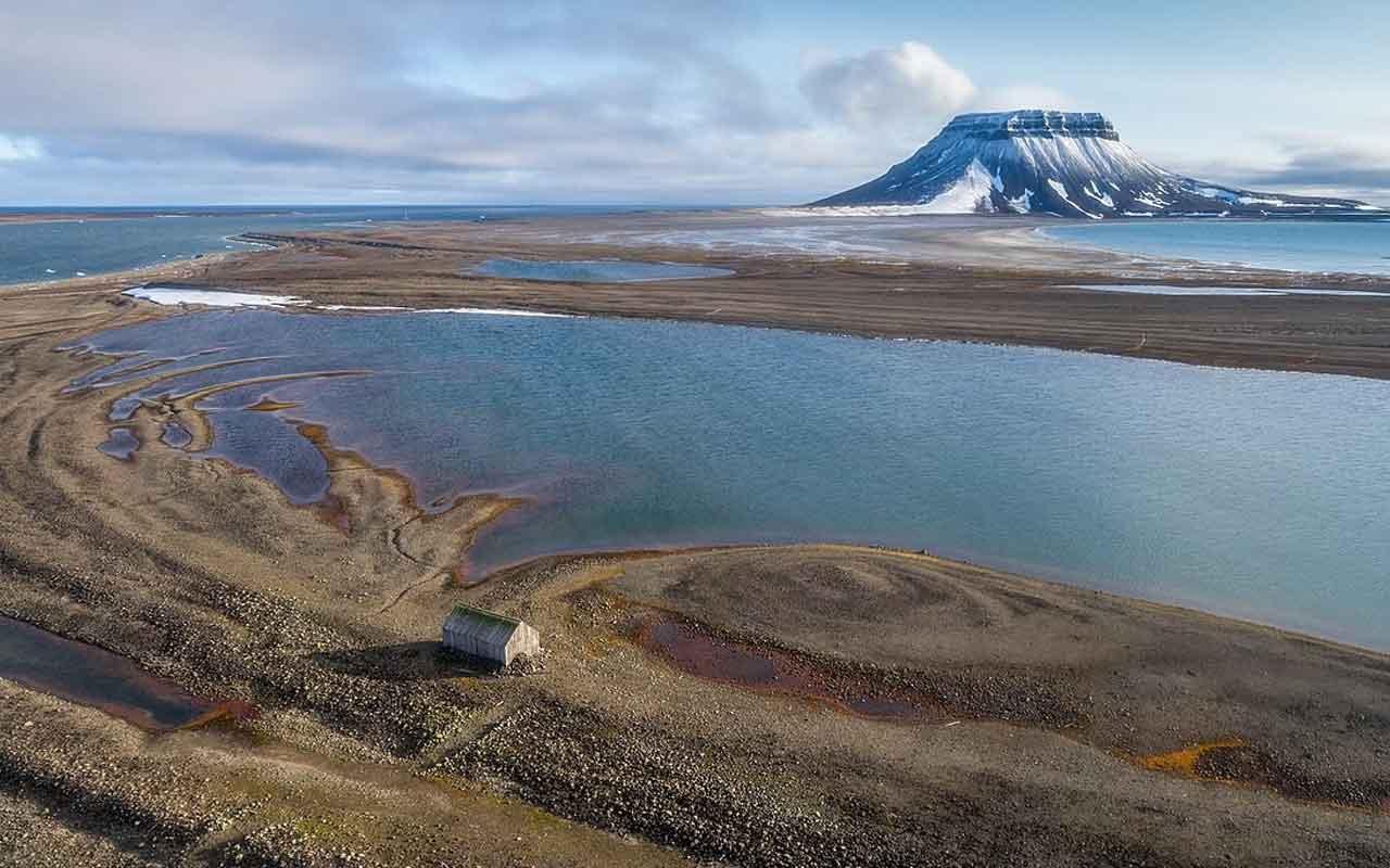 Rusya buzullar eriyince 5 yeni adaya sahip oldu