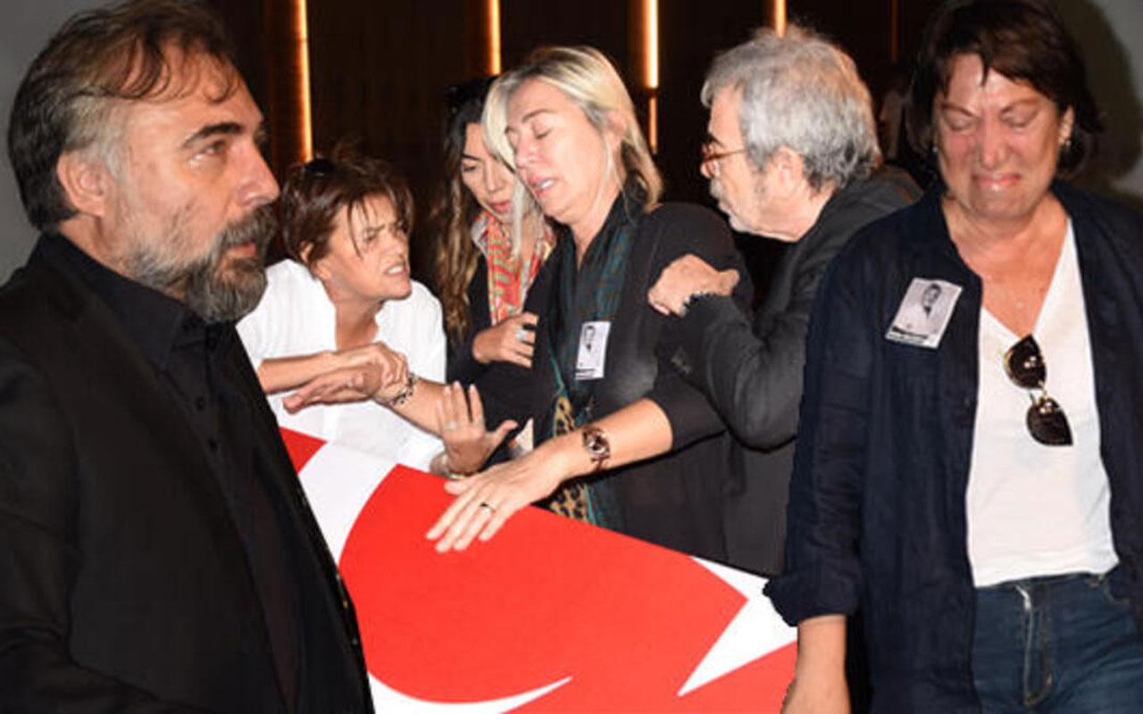 Erdoğan Tarık Ünlüoğlu'nun eşini arayıp taziyelerini iletti