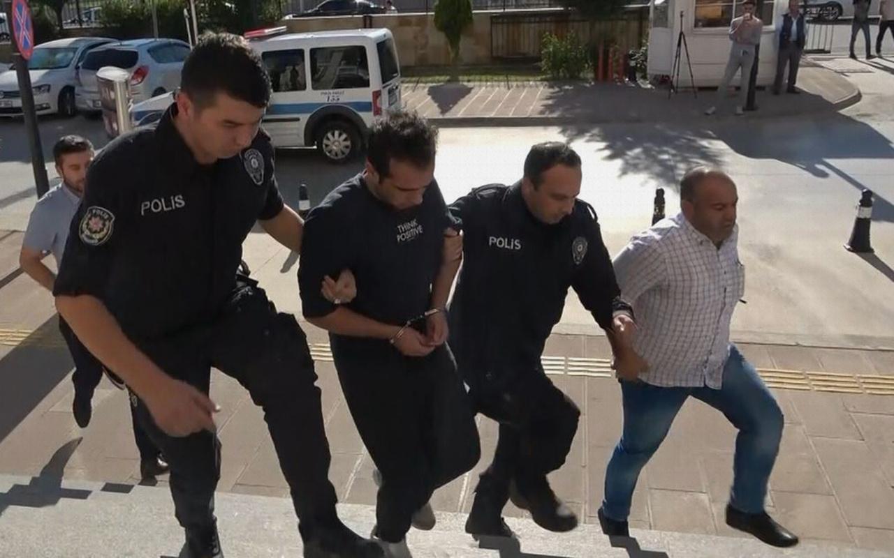 Uşak'ta babaannesini öldürdüğü iddia edilen lise öğrencisi yakalandı