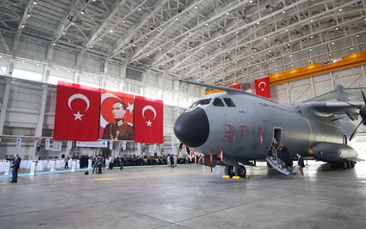 Bakan Turhan Airbus'ın Tükiye'ye yatırım yapacağını açıkladı