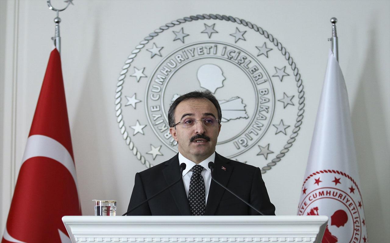 İçişleri Bakanlığı: Yaz operasyonlarında 608 terörist etkisiz hale getirildi