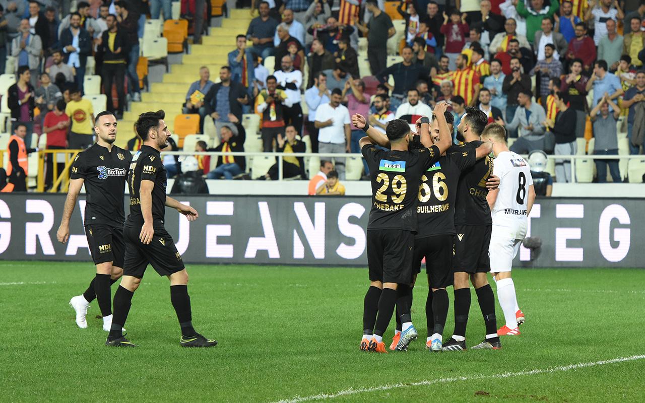 Yeni Malatyaspor Denizlispor maçı golleri ve geniş özeti