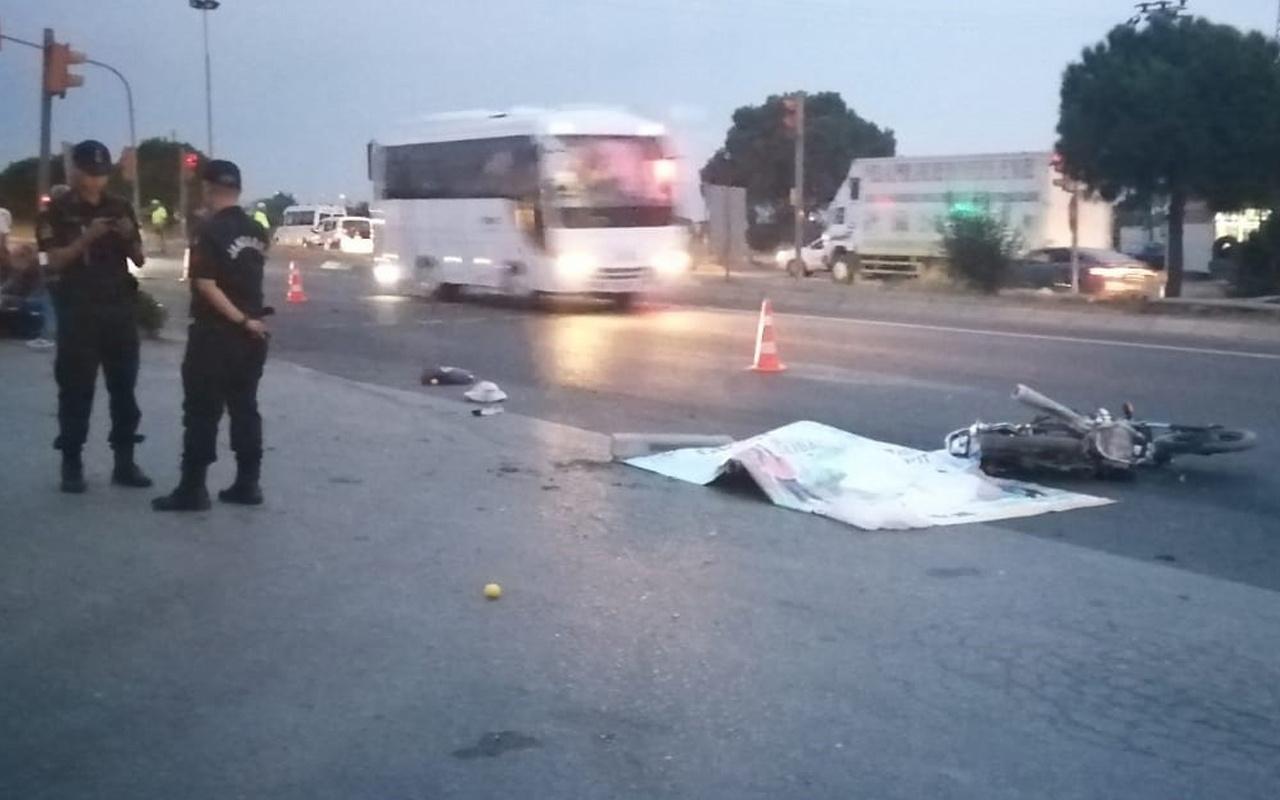 İzmir'de feci kaza! Anne ile oğlu feci şekilde can verdi