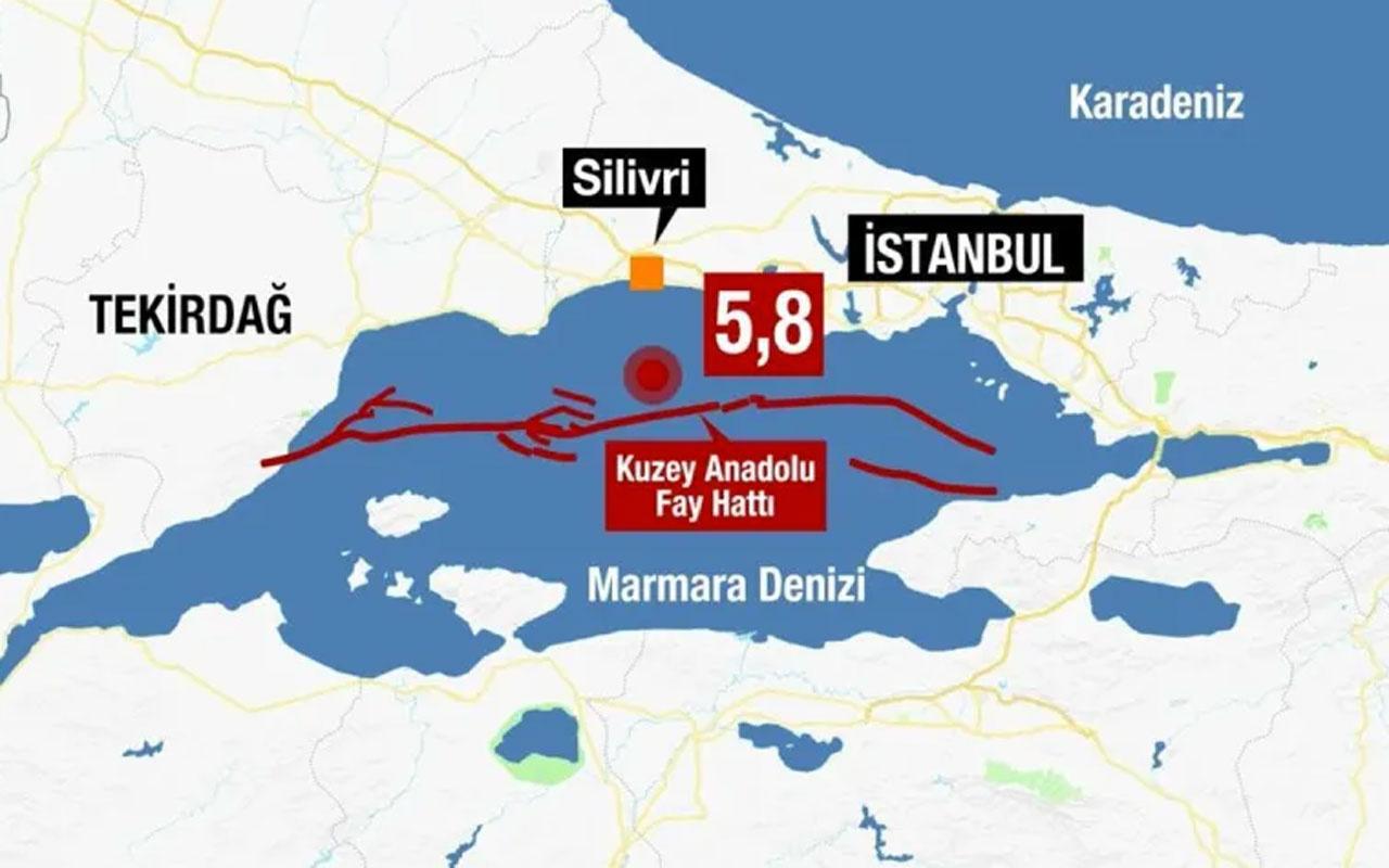 Gündeme oturan İstanbul depremi raporu! Çok çarpıcı sonuçlar var