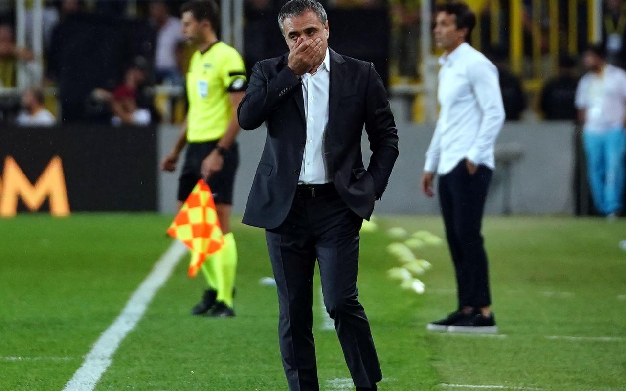 Ali Koç laf soktu Ersun Yanal futbolcuları haşladı