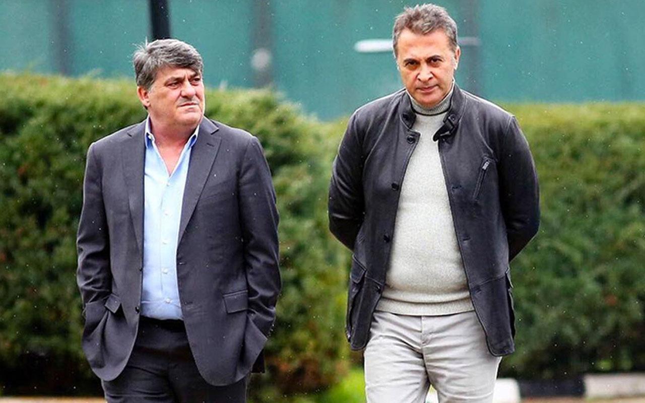 Serdal Adalı'nın teknik direktörü Samet Aybaba