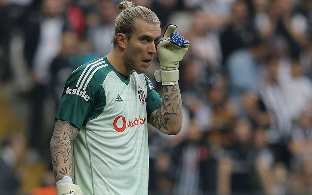 Loris Karius Beşiktaş'ı sildi dönmek istiyor