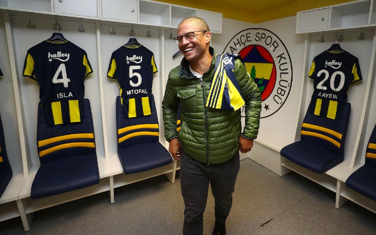Alex de Souza'nın belgeseli stadyumda yayınlanacak