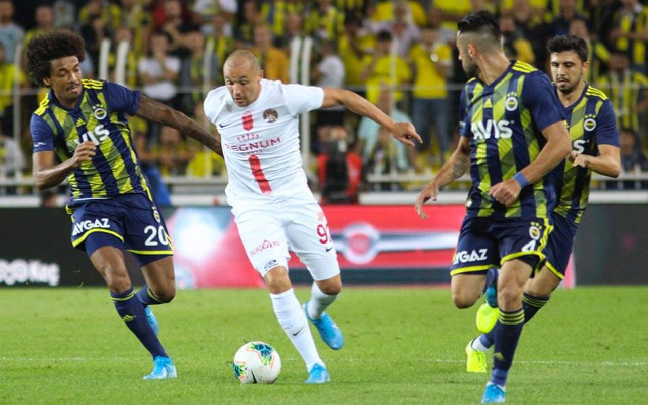 Aatif Chahechouhe: Fenerbahçe'yi yenmek herkese nasip olmaz