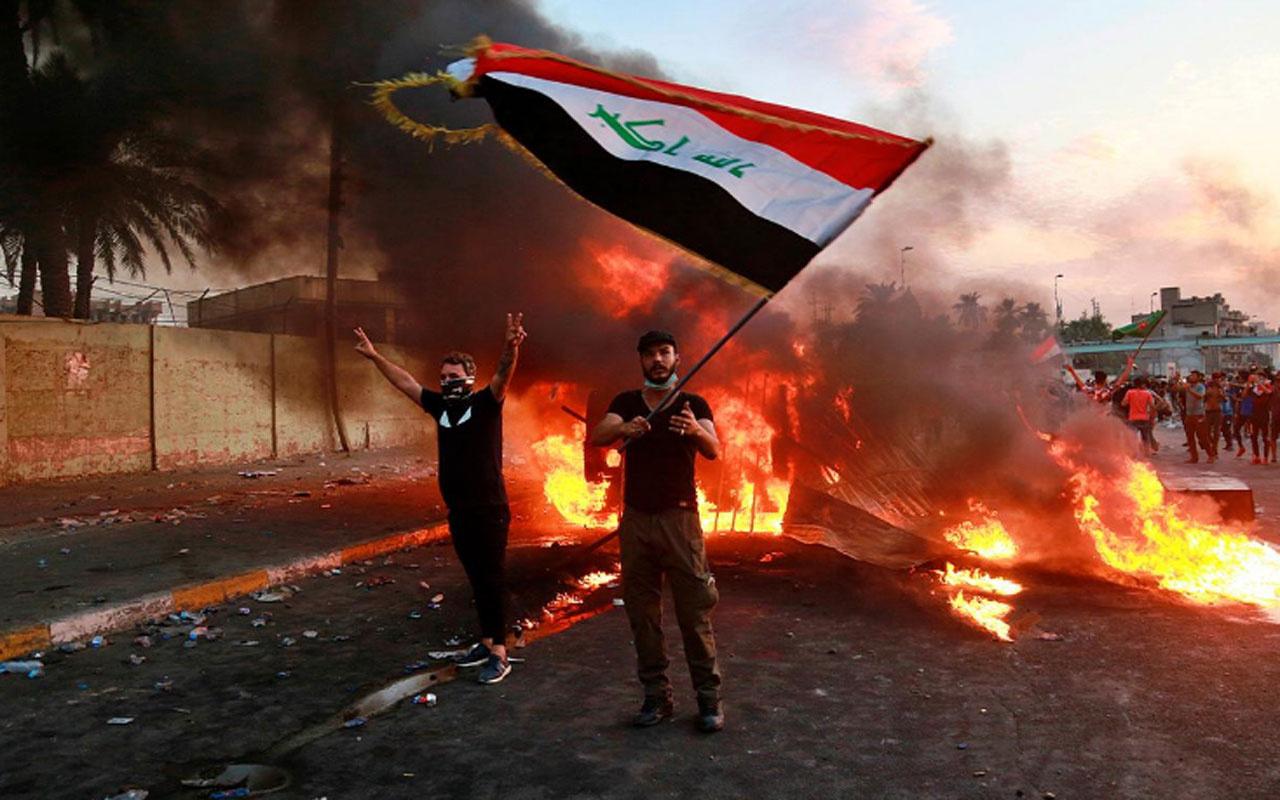 Dışişleri Bakanlığı'ndan önemli Irak açıklaması