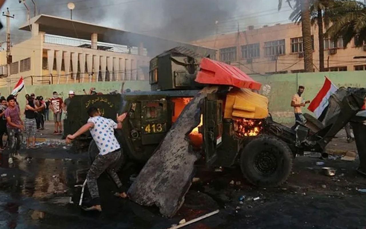 Irak kan gölü! Bilanço çok ağır: 100 ölü binlerce yaralı