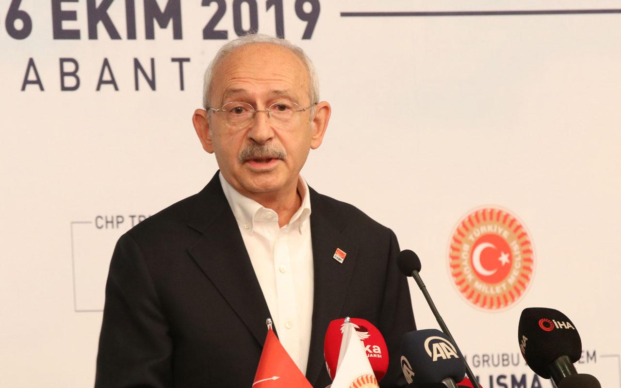 Kemal Kılıçdaroğlu'ndan milletvekillerine kritik talimat! Ben vermiyorum sizin de...
