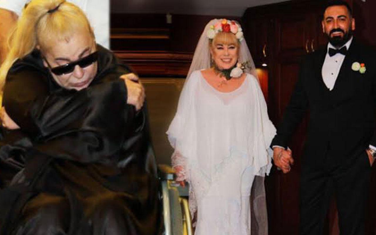 Zerrin Özer hastaneye kaldırıldı! 36 saatlik eşi Murat Akıncı dolandırıcı çıkmıştı
