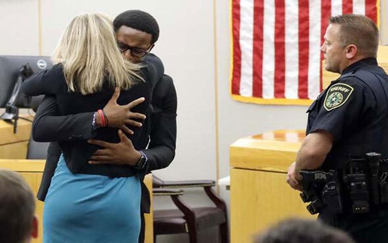 ABD'de kardeşinin katiline sarılıp ağlamıştı! Sarsıcı ölüm haberi geldi