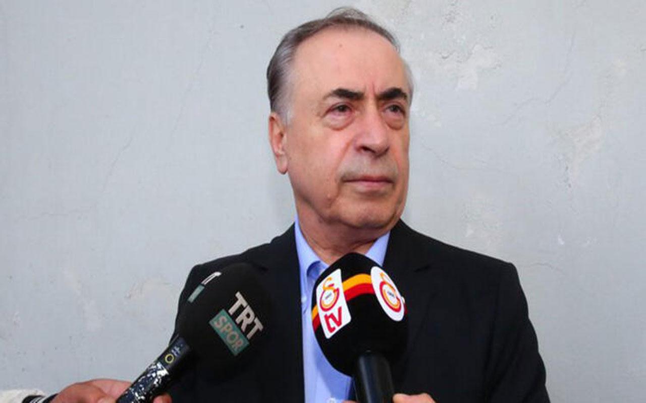 Galatasaray Başkanı Mustafa Cengiz'den önemli açıklamalar